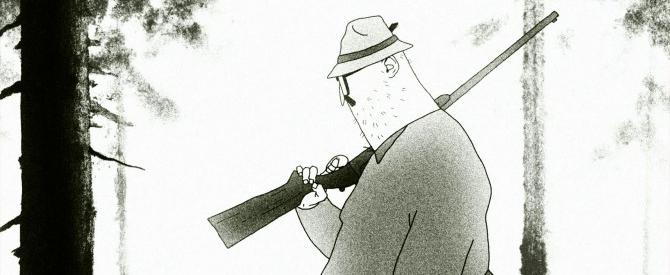 Filmstill aus dem Animationskurzfilm