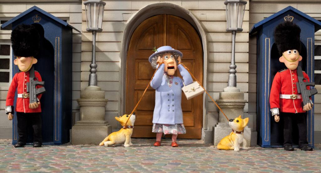 Das Bild zeigt eine Szene aus dem Film