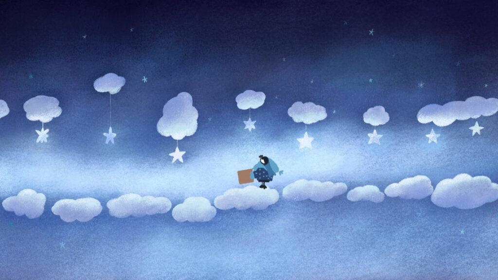 Das Bild zeigt einen Ausschnitt aus dem Kurzfilm